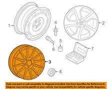 VW VOLKSWAGEN OEM 2015 GTI-Wheel-Alloy Aluminum 5G007149816Z