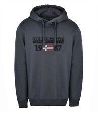Herren Sport Kaputzenpullis & Sweatshirts Napapijri in Größe