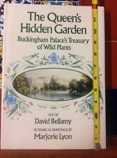 The Queen's Hidden Garden Buckingham Palace's Hidden Treasury Of Wild Plants FS
