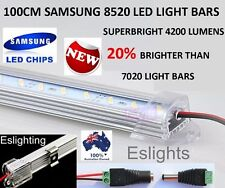 1M NEW 12V DC 8520 LED STRIP LIGHT BARS CAMPING CARAVAN CAMPING BOAT TENT AWNING