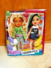 Bratz Deluxe Fashion Pack 2015 Doll Outfits Brand New, Never Opened