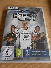 PC Spiel - DVD-Rom - Handball Challenge - Originalspieler und Vereine - NEU