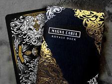 MAGNA CARTA ROYALS EDITION DECK OF PLAYING CARDS USPCC POKER MAGIC TRICKS GAMES