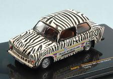 Trabant 601 (Reabi Safari) 1970 Trabi World.com 1:43 Model IXO MODEL