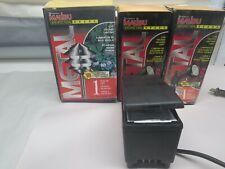 Malibu Outdoor Combo Light Set Low Voltage Premium Cast Metal CL191 BLACK CL507