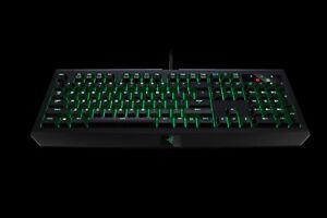 Razer BlackWidow Ultimate Stealth 2016 Gaming Keyboard (NORDIC Layout - QWERTY)