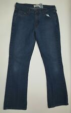 Womens Levis 545 Jeans Size 12 Medium Low Rise Boot Cut Stretch Denim 32 Inseam