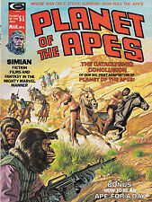 Planet Of The Apes #6 Vf+ To Vf/Nm
