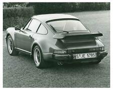1987 Porsche 911 930 Turbo Automobile Photo Poster zch3729