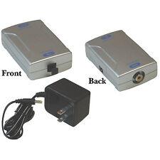 Green Connection Optical Toslink to Coaxial RCA Digital Audio Converter  GC10048