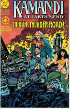 Kamandi at Earth 's End # 3 (of 6) (Elseworlds series) (Estados Unidos, 1993)