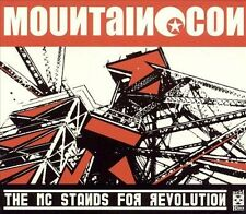 MC Stands for Revolution by Mountain Con (CD, Oct-2000, Bong Load)