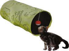 Rascheltunnel Spielzeug Katze Tunnel Rasselball Spieltunnel Ball Knistertunnel