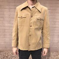 Brad Whitney Carmel By The Sea California Vintage Jacket Size 42 Western Rancher