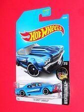2017 Hot Wheels  '70 Chevy Chevelle  #310 Nightburnerz DVC37-D9B0N  N case