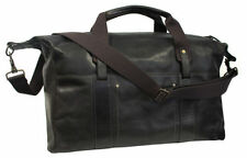 Men's Leather Duffle/Gym Bags