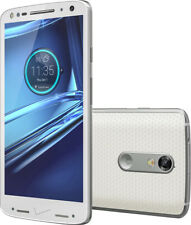 NEW! Motorola Droid Turbo 2 32GB White (Verizon/GSM Unlocked) VoLTE Smartphone