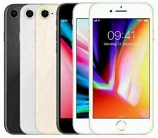 New Apple iPhone 8 64Go 256Go SmartPhone Or Gris Argent Mobiles Débloqué iOS FR