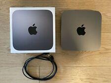 Apple Mac Mini 2018 [Intel i5, 256 GB SSD, 8 GB RAM] mit OVP
