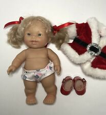 """BERENGUER 8"""" Vinyl """"Lots To Love, Baby Steps"""" Toddler Doll"""