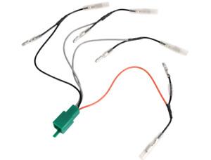 Scorpio Alarm Factory Connector Kit HON-3