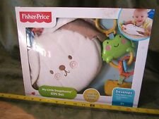 Fisher-Price My Little Snugabunny Tummy Time Development 3 Piece Gift blanket