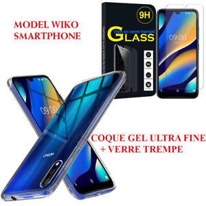 Accessoires Coque Etui Ultraslim Silicone Ultra Fine Serie WIKO Smartphone