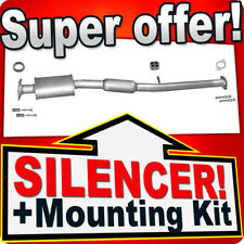 Middle Silencer SUBARU FORESTER 2.0 92KW 00-08 Exhaust Box BBY