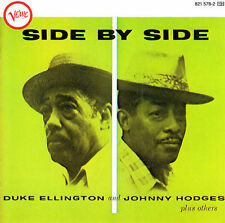 Duke Ellington &  Johnny Hodges : Side By Side VERVE RECORDs CD