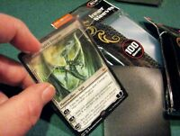 """#BCW Clear 2-5/8"""" X 3-5/8"""" Standard Card Sleeves (Fits inside 3X4 Topload)"""