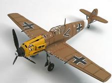 Corgi aviación archivo AA32108 1:72 Messerschmitt Bf-109E JG27 África del Norte 1941