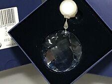 Swarovski Figurine Window - Ornament Blue 2in with Sealed Top