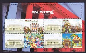 Philippines 2019 Niyogyugan Festival  personalized MS/4 mint NH