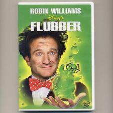 Disney's Flubber 1997 PG family comedy movie, new DVD Robin Williams, M. Harden