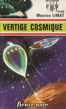 Vertige cosmique.Maurice LIMAT.Anticipation 608 SF47A