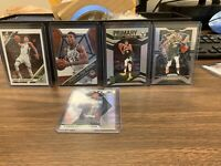 2019 Giannis Antetokounmpo Prizm, Optic, Mosaic 5 CARD LOT! MOSAIC MVP 🔥📈🔥