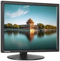 "NIB Lenovo ThinkVision T1714p 17"" LED LCD Flat Panel Monitor"