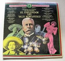 vvaa VALS ROMANTICO - MUSICA REVOLUCIONARIA historia musica mexicana I 2LP +BOOK