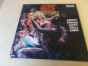 AFRO ROCK FESTIVAL,ASSAGI ETC,CONTOUR 2870 311,1973