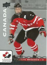 Guillaume Brisebois #82 - 2017 Team Canada Juniors - Base Men