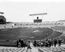 1968 SAN DIEGO STADIUM Glossy 8x10 Photo Padres Field Print Chargers Poster