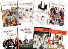 Modern Family: Seasons 1-8 DVD Complete Series Season 1 2 3 4 5 6 7 & 8 BrandNew