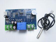 Termostato digitale W1401 regolatore di temperatura 12v 10A programmabile sonda