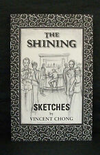 THE SHINING Stephen King Vincent Chong LIMITED ED SKETCH BOOK Subterranean Press