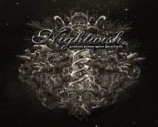 NIGHTWISH - Endless Forms Most Beautiful - 2 CD MEDIABOOK ( digipack ) SHIPS NOW