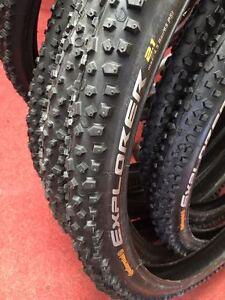 Continental Explorer 26 x 2.1 inch black Mtb tyre