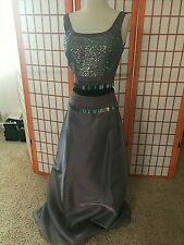 NINA CANACCI Pageant Prom Gown 8