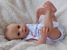 Reborn-Baby Mika - limitiert mit Zertifikat - absolut lebensecht - Unikat