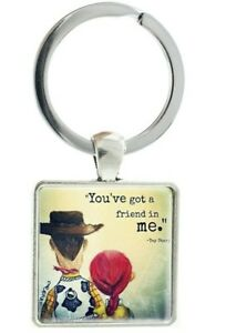 Toy Story keyring bag Charm bag charm birthday Christmas wedding 700