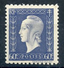 STAMP / TIMBRE FRANCE NEUF N° 686 ** MARIANNE DE DULAC